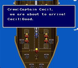 Final Fantasy IV/Beginning to Kaipo — StrategyWiki, the
