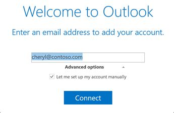Microsoft Office and Outlook specialist: How to manually