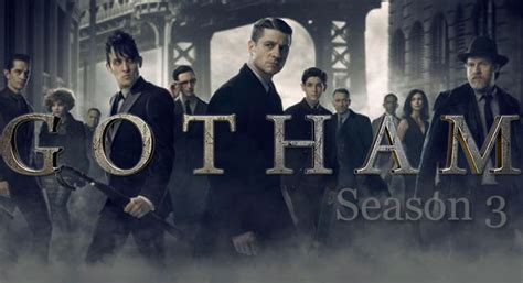 Watch Gotham Season 3 Online (2016) Full Movie Free