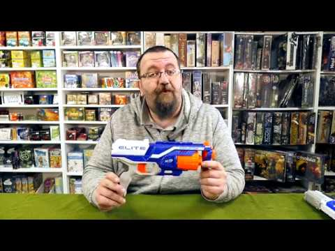 NERF - 'Disruptor, Firestrike & Retaliator' Official TV