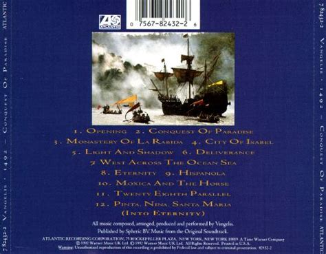 1492: Conquest of Paradise [Music from the Original