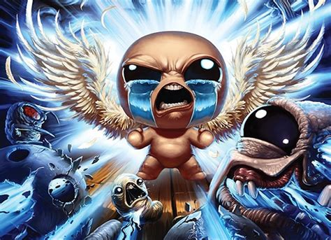 The Binding of Isaac: Afterbirth+ Review (Switch) - Hey