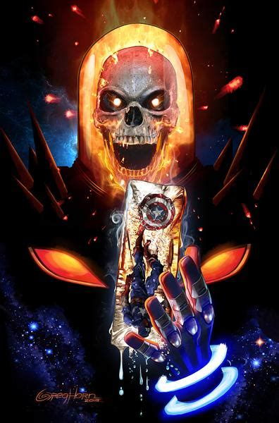Cosmic Ghost Rider Destroys Marvel History - Melting Ice