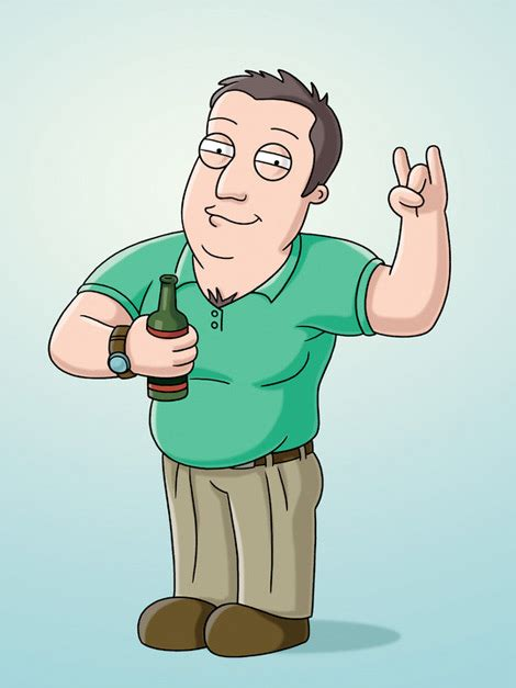 Holt Richter | Family Guy Fanon Wiki | Fandom