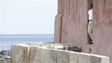 Obama visits slave port on first day of Africa tour - ITV News