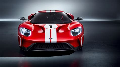 2018 Ford GT 67 Heritage Edition 4K Wallpaper | HD Car