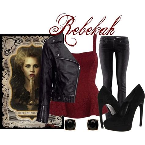 Rebekah Mikaelson | Cosplay outfits, Fashion, Vampire
