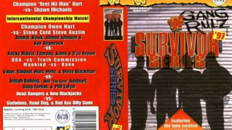 WWE Survivor Series 1996,1997 Theme Song Full+HD - YouTube