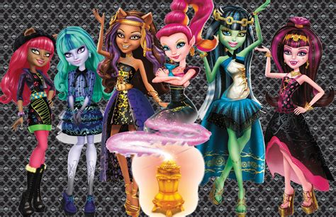Download Monster High 13 Wishes Wallpaper Gallery