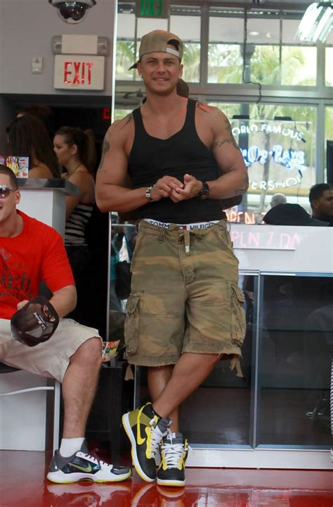 Jersey Shore Guys Get Haircuts 1 of 6 - Zimbio
