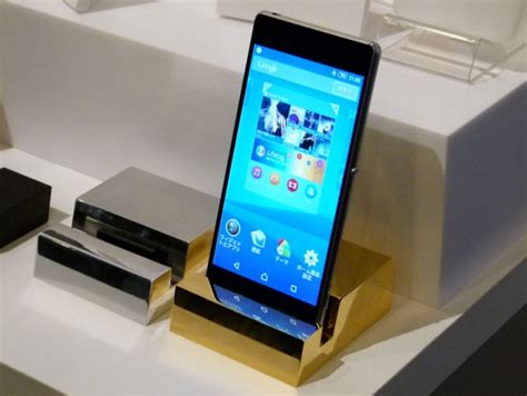 Sony DK52 Micro USB Charging Dock for Xperia Z3 Plus now