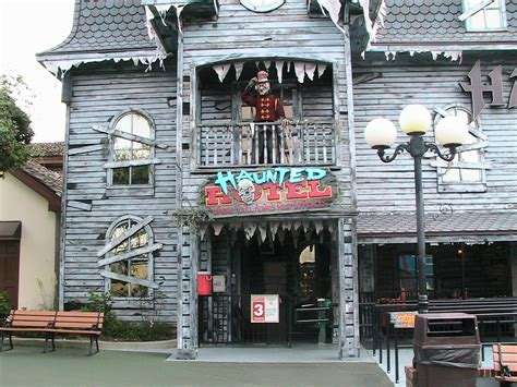 Myrtle Beach - Pavilion Amusement Park - Haunted Hotel