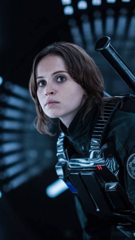 Wallpaper Felicity Jones, Jyn Erso, Rogue One: A Star Wars