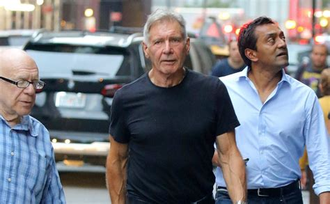 Harrison Ford Tells Clueless New Yorker He's 'Kevin