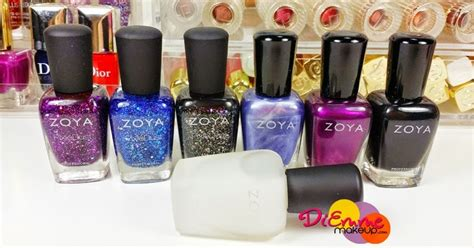 Diemmemakeup: Review - Zoya Wishes & MatteVelvet Collections!