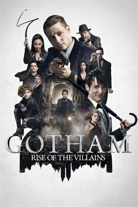 Gotham season 5 - Download Top TV Series Free