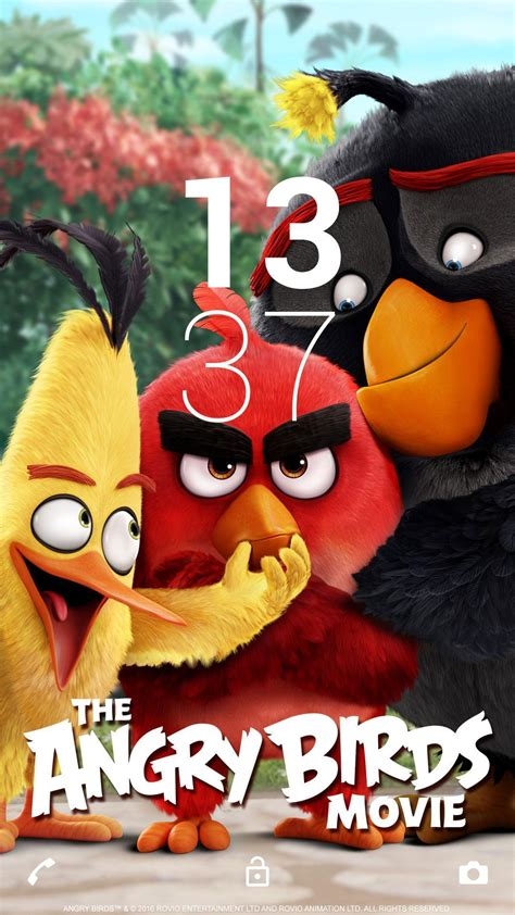 XPERIA™ The Angry Birds Movie Theme for Android - APK Download