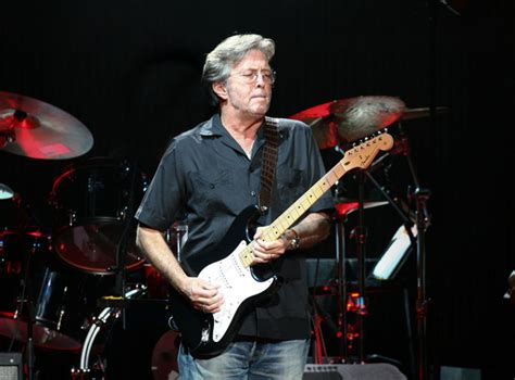Eric Clapton Height - How tall