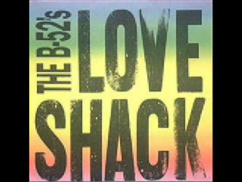 Totally Vinyl Records || B-52s - Love shack 7 Inch Picture