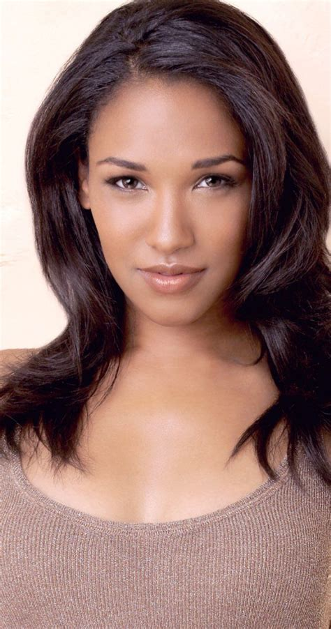 Candice Patton, Actress: The Flash