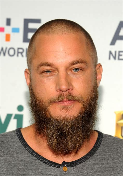Travis Fimmel - Travis Fimmel Photos - 2015 A+E Networks