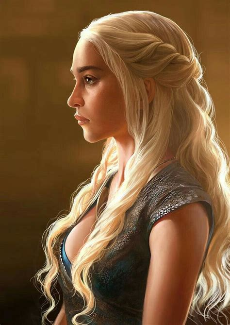 60 Amazing Khaleesi Game of Thrones Hairstyle Ideas that