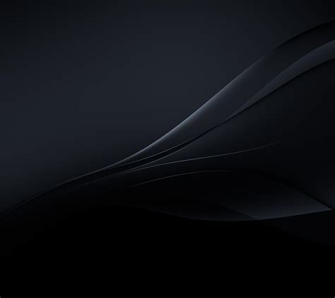 Download official Xperia Z4 Wallpapers in Black, White