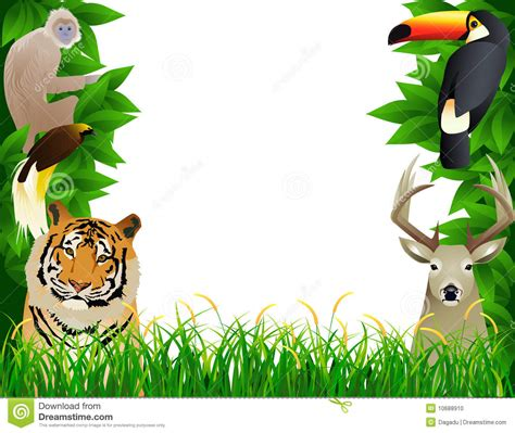 Zoo border clipart collection - Cliparts World 2019