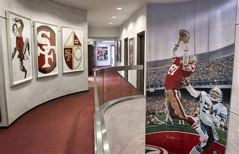 Venues Today: 49ers to Install Museum-quality Art