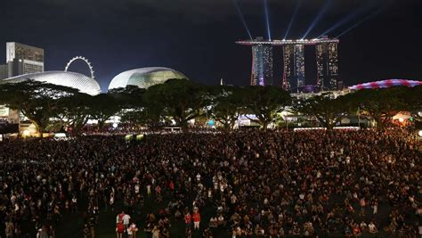 Singapore F1 gigs are a race against time - The National