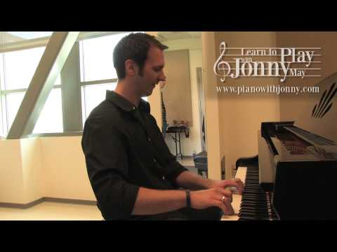 Beginner Level Piano Lesson on Ragtime - YouTube