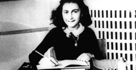 Anne Frank Started Her Famous Diary 70 Years Ago Today