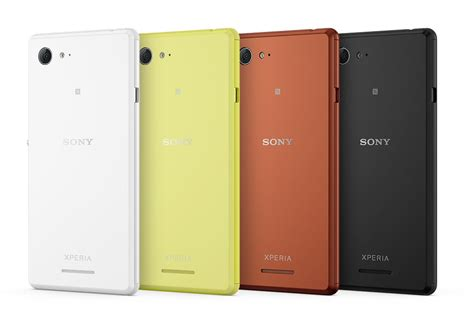 Sony Xperia E3 specs, review, release date - PhonesData