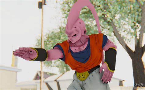 Dragon Ball Xenoverse Super Buu Gohan Absorbed for GTA San