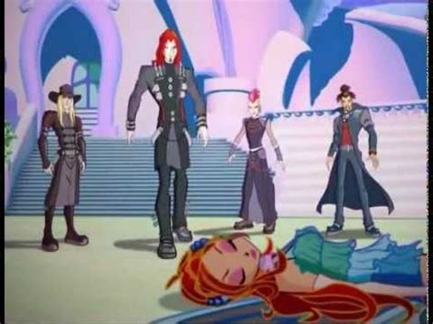 "Winx Club Season 4 Episode 1 ""The Fairy Hunters"" RAI"