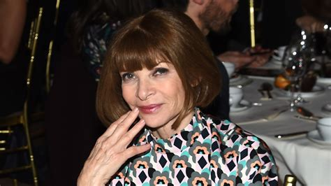 Must Read: Anna Wintour Talks About Trump and Calls Condé