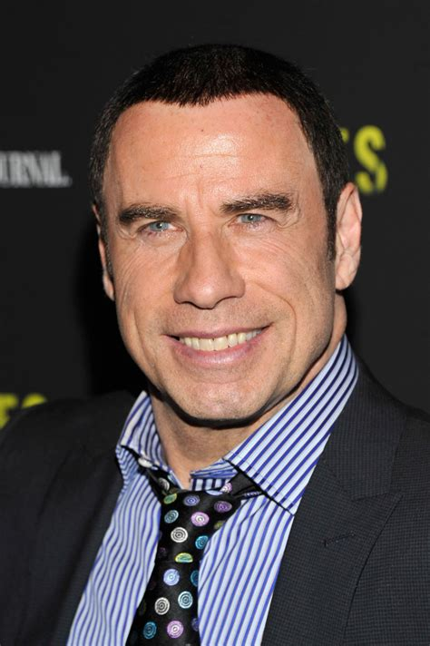 "John Travolta - John Travolta Photos - ""Savages"" New York"
