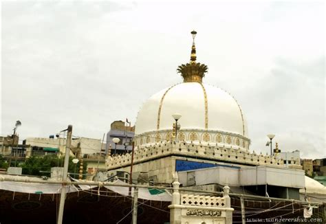 Discovering the Heart of Sufism: Ajmer Sharif Dargah Photos