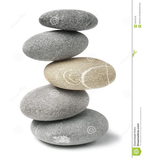 Stacked Stones Royalty Free Stock Image - Image: 16441076