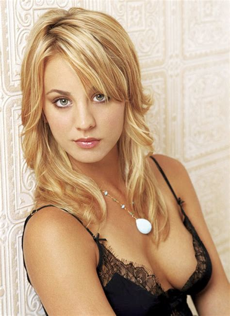 24 Stunning Photos Of Kaley Cuoco Better Known As Penny