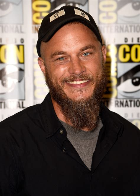 "Travis Fimmel - Travis Fimmel Photos - ""Vikings"" Press"