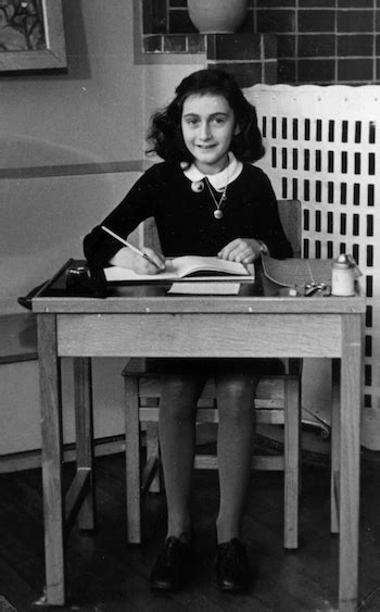 Anne Frank: Hiding, Conditions, Deportation & Death
