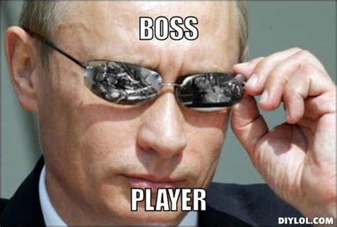 Boss image - Vladimir Putin Fan Club! - Mod DB