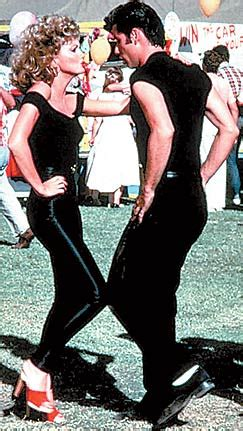 Halloween Costumes In Your Closet: Sandy from Grease