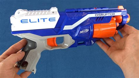 $13 Nerf Gun Review - Nerf Elite Disruptor N-Strike