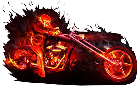Ghost Rider Transparent Png