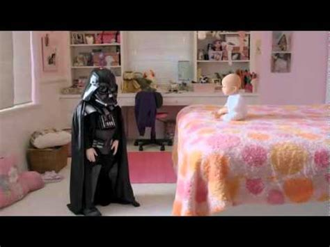 Darth Vader Kid: The Force - YouTube