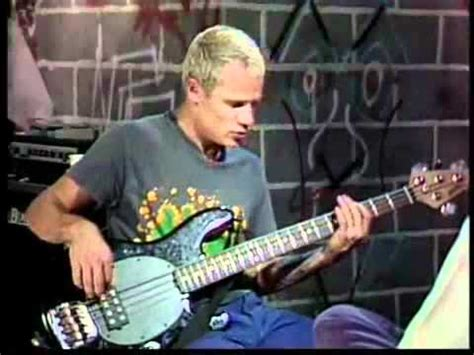 RHCP FLEA BASS SOLO 5 red hot chilli peppers - YouTube
