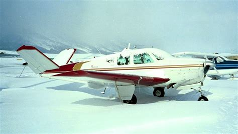 Snow Fall: The Plane Went Down With His Wife, His Kid